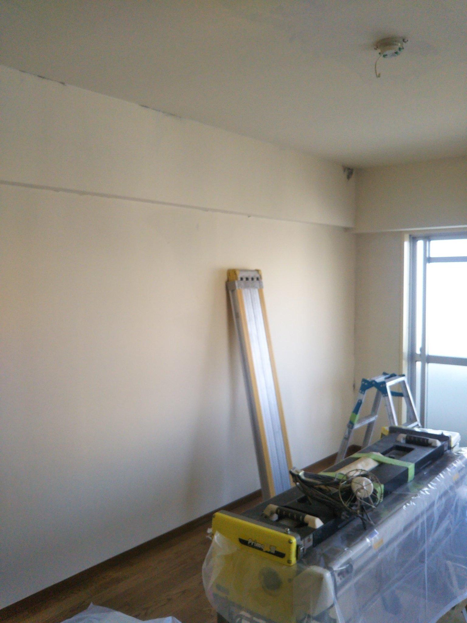 北区十条 賃貸マンションの壁紙張り替え 壁紙なら北区赤羽インテリア