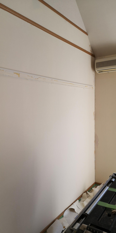 豊島区巣鴨 賃貸アパートの壁紙はりかえ クロス 壁紙 貼り替えや