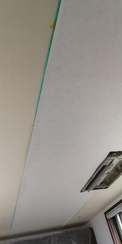 練馬区羽沢 天井クロスのはりかえ クロス 壁紙 貼り替えや内装工事のことなら インテリア ワカサヤ 東京都北区赤羽